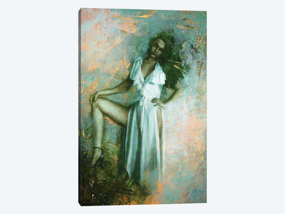 Timeless Beauty by Christopher Clark 1-piece Canvas Artwork
