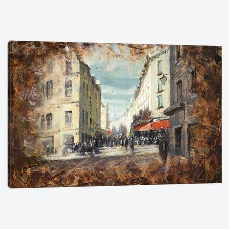 Abstract Form Study - Paris I Canvas Print #CCK93} by Christopher Clark Art Print