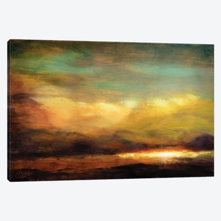 Cloudscape II Canvas Print #CCK99} by Christopher Clark Canvas Art Print