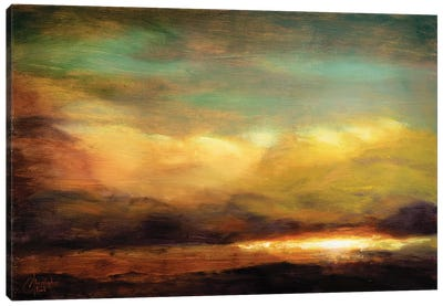 Cloudscape II Canvas Art Print