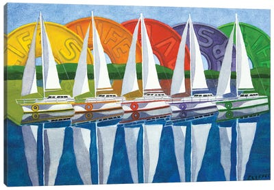 Livesaver Canvas Art Print
