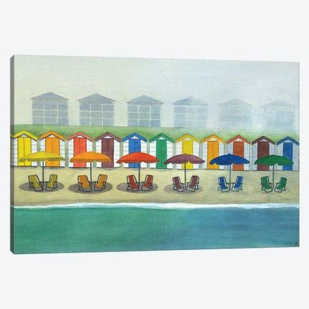 Sun Breaking Thru Canvas Print #CCL19} by Cory Clifford Canvas Wall Art