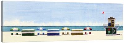 Serenity Beach Canvas Art Print