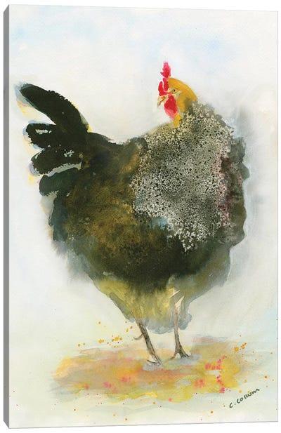 Hen No. 1 Canvas Art Print