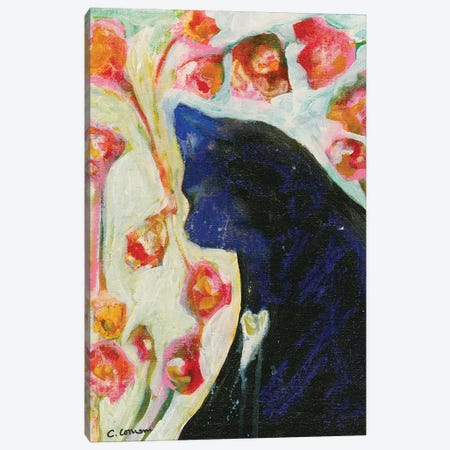 Love Me As I Am Canvas Print #CCM34} by Connie Collum Canvas Artwork
