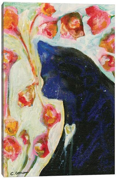 Love Me As I Am Canvas Art Print