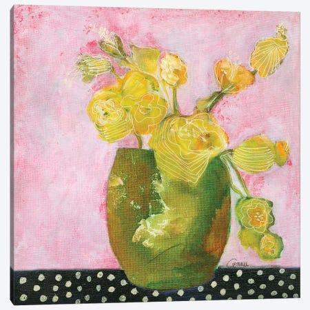 Born To Love Canvas Print #CCM7} by Connie Collum Canvas Wall Art