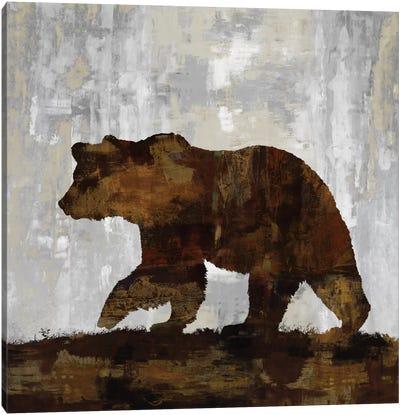 Bear Canvas Art Print