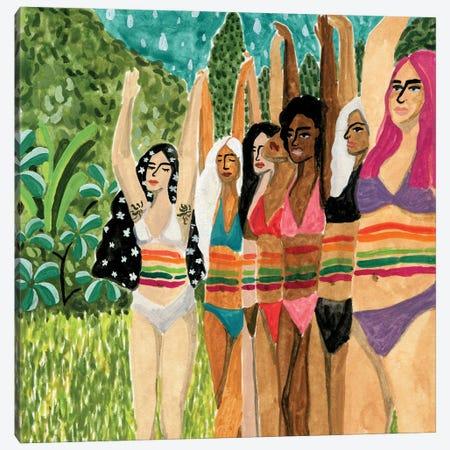 Pride Canvas Print #CCS14} by Caroline Chessia Canvas Art