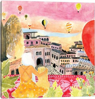 Cappadocia Canvas Art Print