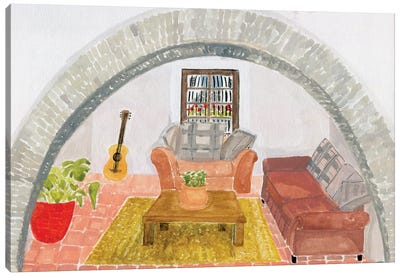 Medina Sidonia Canvas Art Print