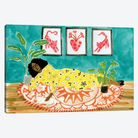 Rest Canvas Print #CCS27} by Caroline Chessia Canvas Print