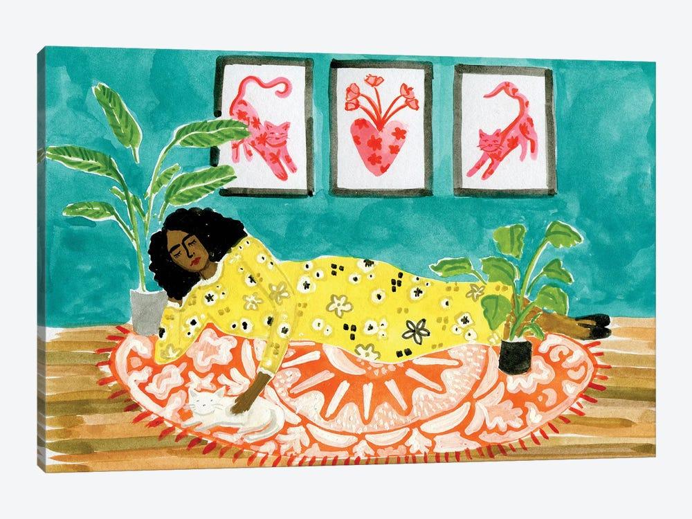 Rest by Caroline Chessia 1-piece Art Print