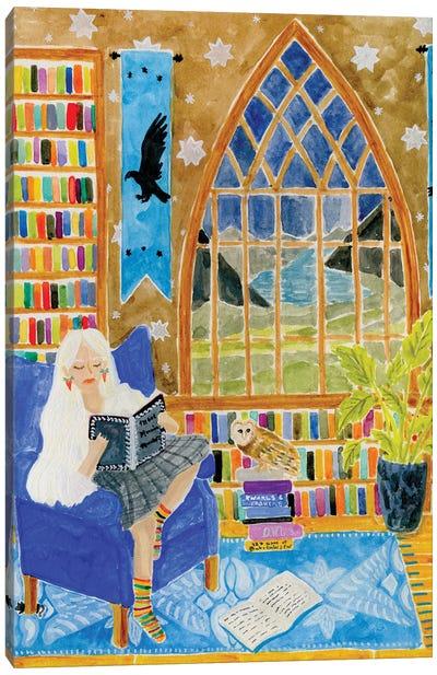 Luna Lovegood Canvas Art Print