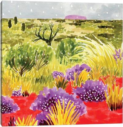 Australian Outback Canvas Art Print