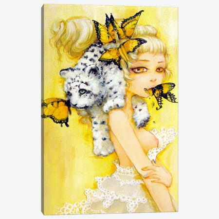 Bad Madeline Canvas Print #CDE3} by Camilla d'Errico Canvas Wall Art