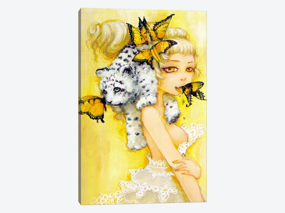 Bad Madeline by Camilla d'Errico 1-piece Canvas Art