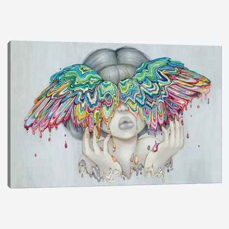 Icarus Canvas Print #CDE44} by Camilla d'Errico Canvas Wall Art