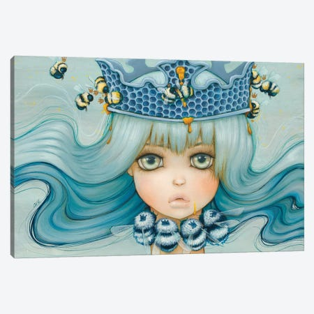 Royal Jelly Canvas Print #CDE50} by Camilla d'Errico Canvas Artwork