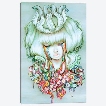 The Dream Melt Canvas Print #CDE68} by Camilla d'Errico Art Print
