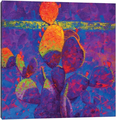Prickly Proposition Canvas Art Print