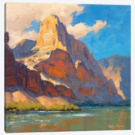 Light Tower Canvas Print #CDG37} by Cody DeLong Canvas Art Print