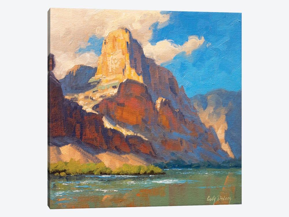Light Tower by Cody DeLong 1-piece Canvas Wall Art