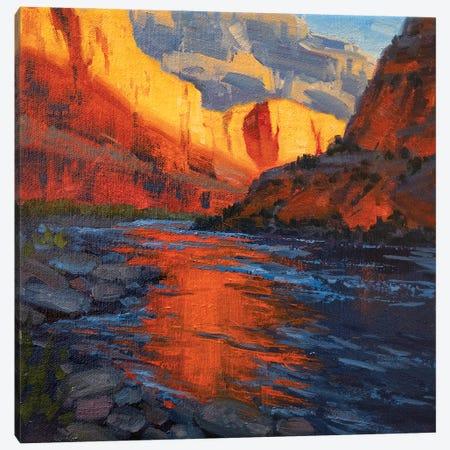 Reflectivity Canvas Print #CDG39} by Cody DeLong Canvas Wall Art