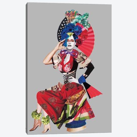 L'Andalouse Canvas Print #CDP16} by Corentin de Penanster Canvas Wall Art