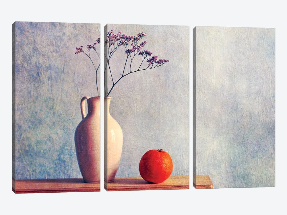 Still Life II by Claudia Drossert 3-piece Art Print
