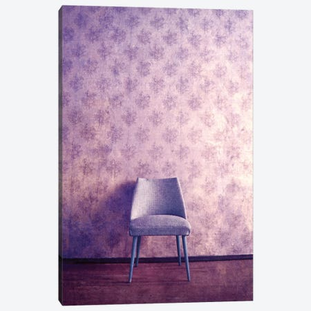 Chaise III Canvas Print #CDR13} by Claudia Drossert Art Print