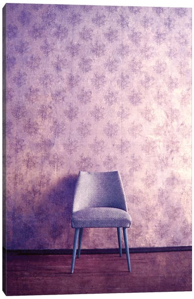 Chaise III Canvas Art Print