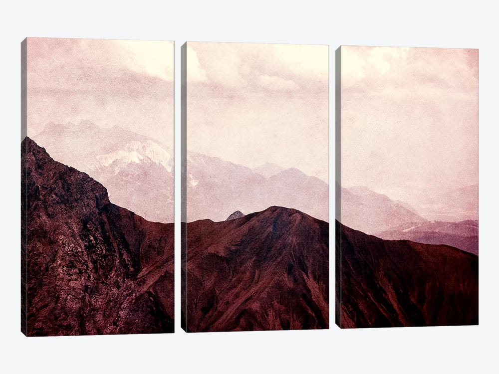 Higher by Claudia Drossert 3-piece Canvas Print