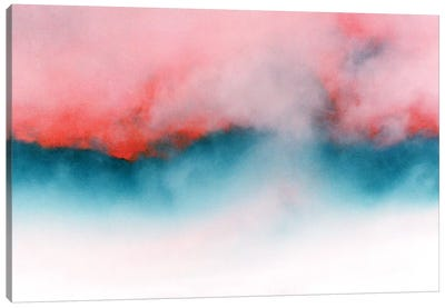 Clouds 2020 Canvas Art Print