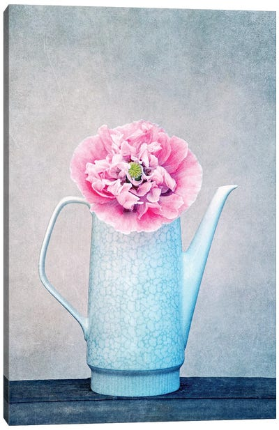 Vintage Flower Canvas Art Print
