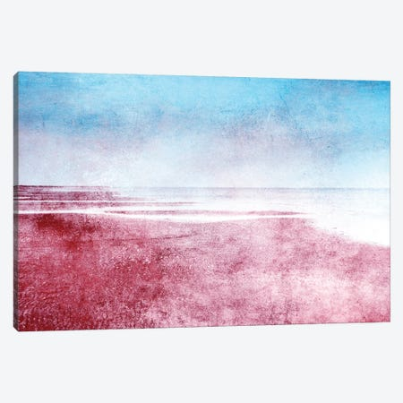 Sea Canvas Print #CDR185} by Claudia Drossert Canvas Print