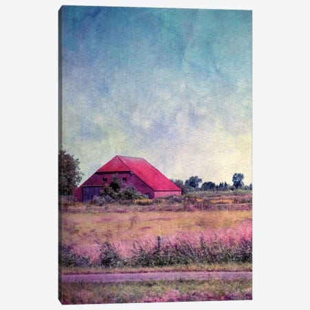 Hausinholland Canvas Print #CDR24} by Claudia Drossert Canvas Print