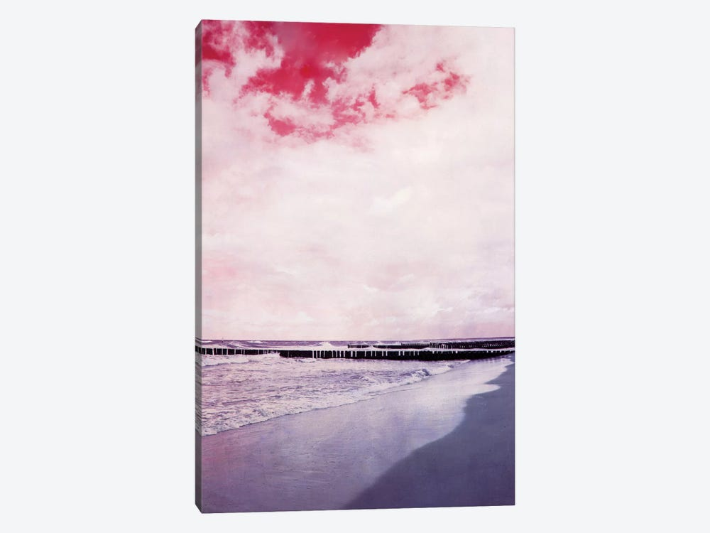 Strand by Claudia Drossert 1-piece Canvas Art Print