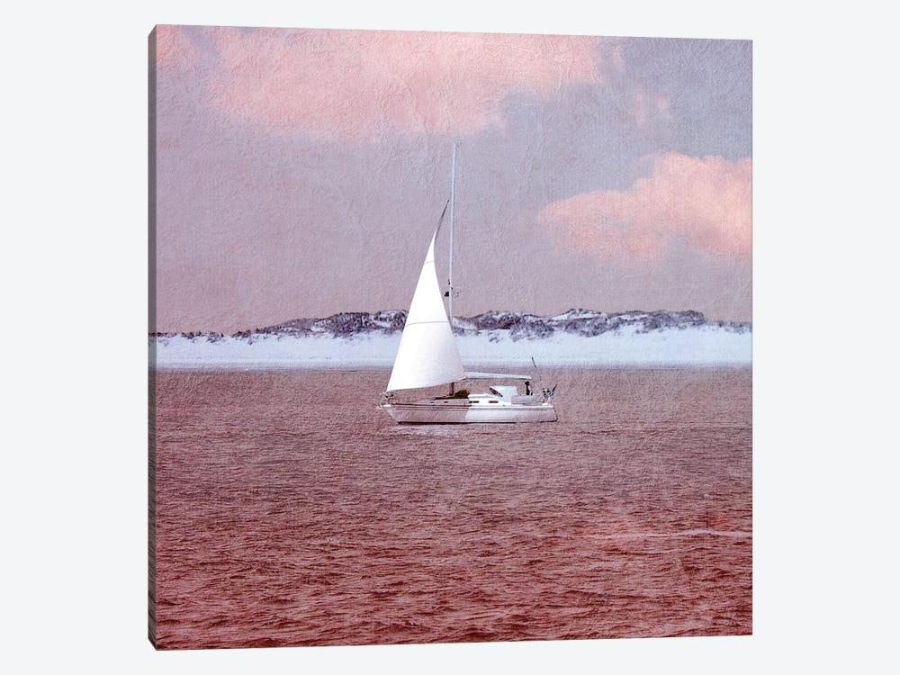 Sail by Claudia Drossert 1-piece Canvas Artwork