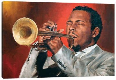 Roy Hargrove Canvas Art Print