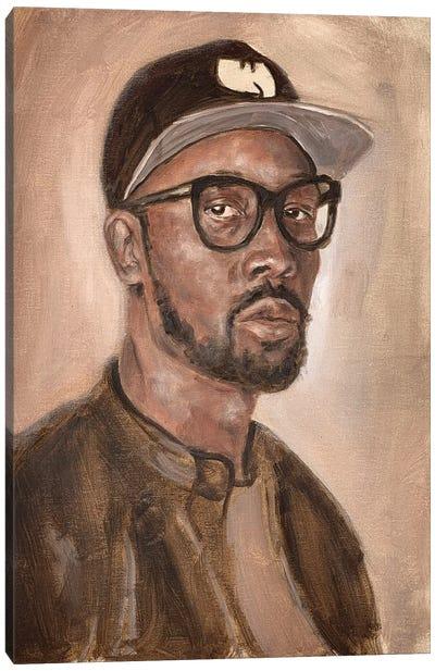 The Rza Wu-Tang Clan Canvas Art Print