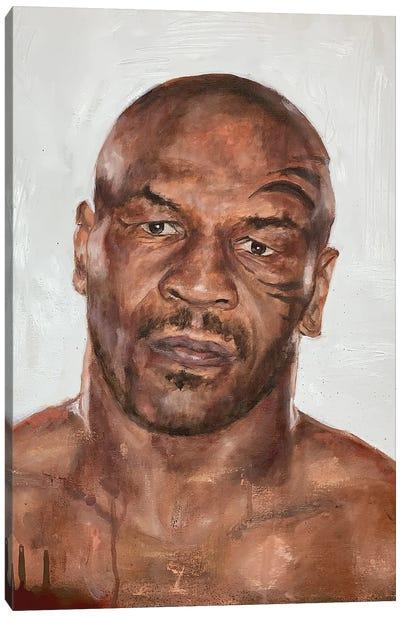 Tyson Canvas Art Print