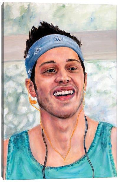 Pete Davidson Chad SNL Canvas Art Print