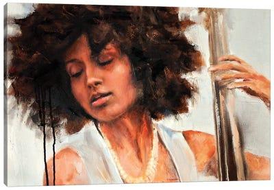 Spalding Canvas Art Print