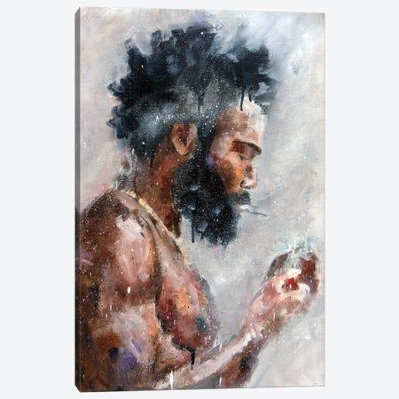 Childish Gambino Canvas Print #CDS38} by Cody Senn Canvas Wall Art