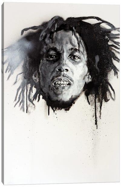 Bob Marley Canvas Art Print
