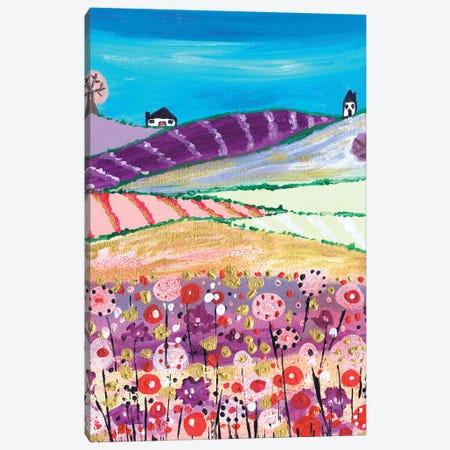 Coming Home Canvas Print #CDU12} by Caroline Duncan ART Canvas Wall Art