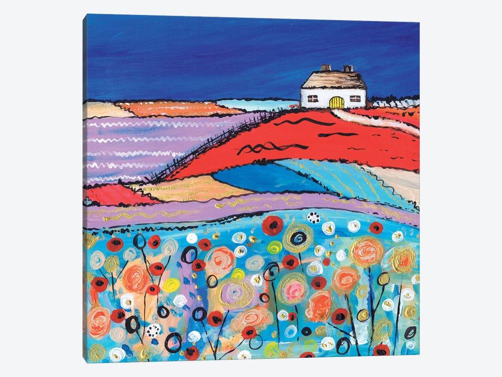 Home Sweet Home by Caroline Duncan ART 1-piece Canvas Art