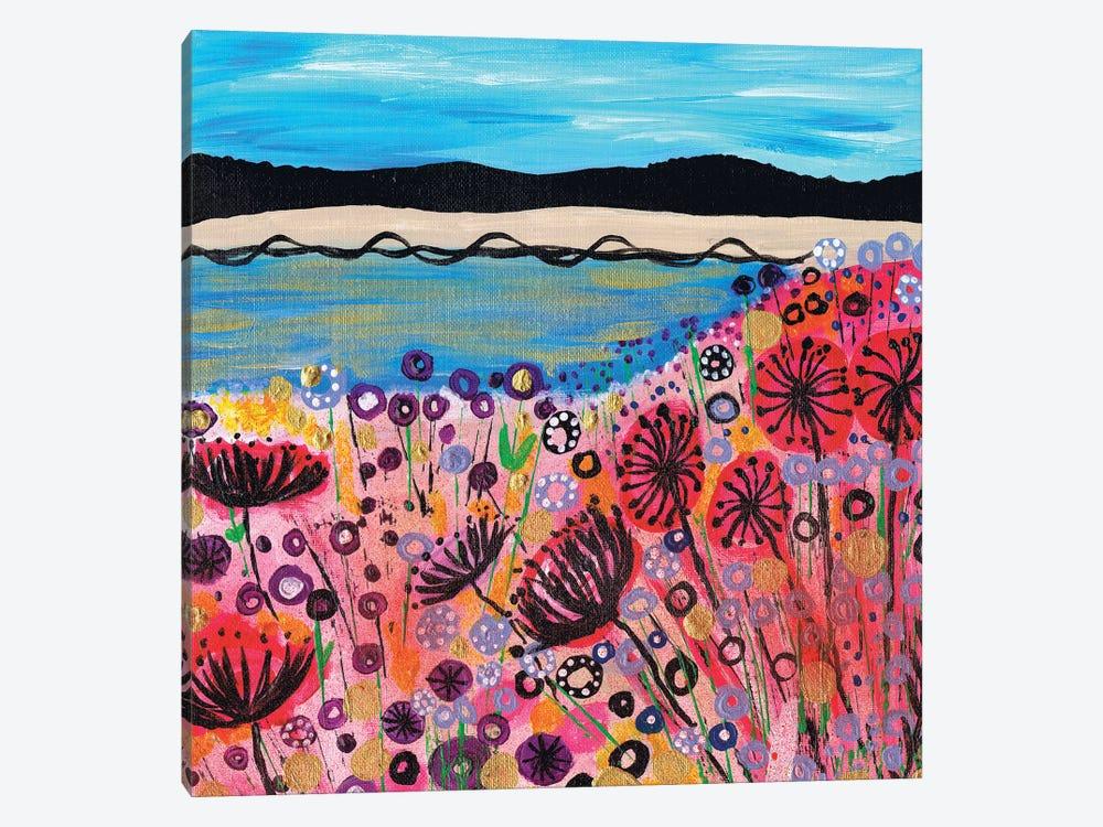 Life's A Beach by Caroline Duncan ART 1-piece Canvas Art