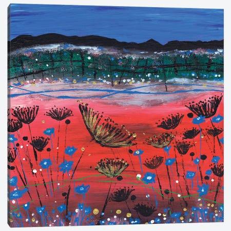 The Highlands Canvas Print #CDU48} by Caroline Duncan ART Canvas Print